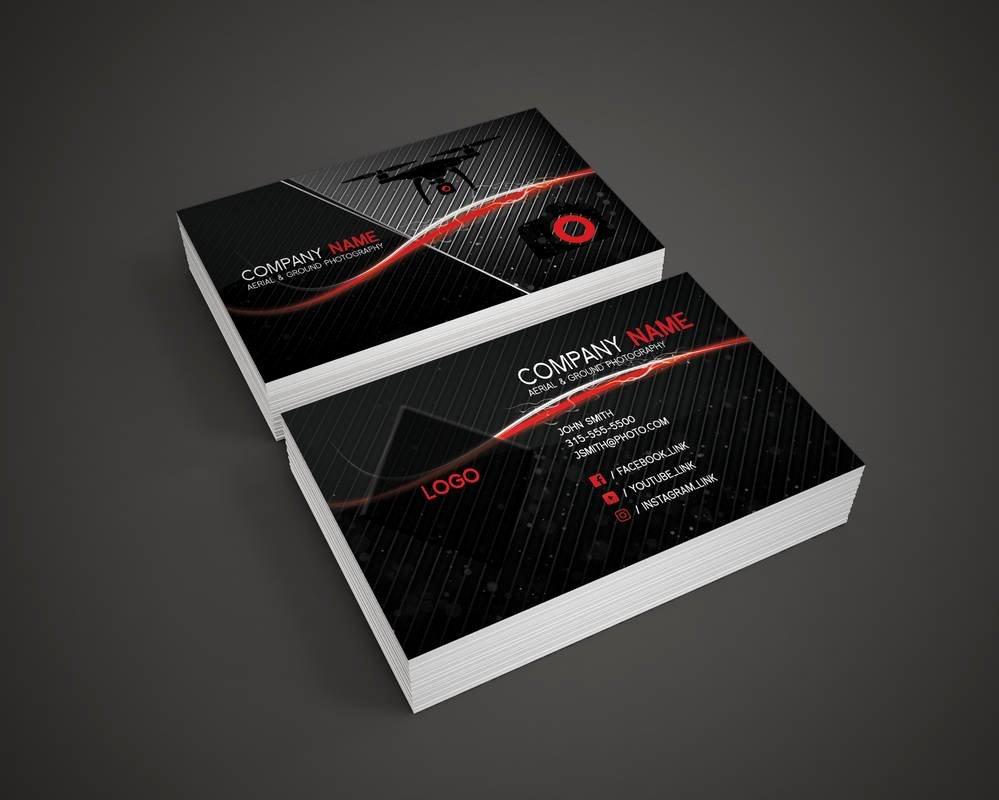Photography Business Card Examples Inspirational Drone Graphy Business Card Example by Skyboundmg On Deviantart