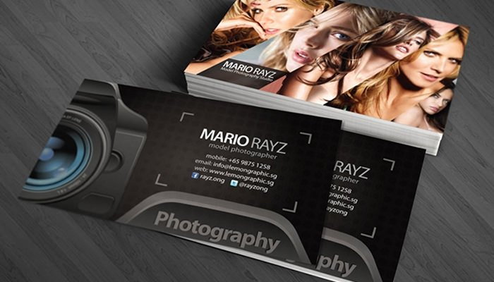 Photography Business Card Examples Luxury 52 Graphy Business Cards Free Download