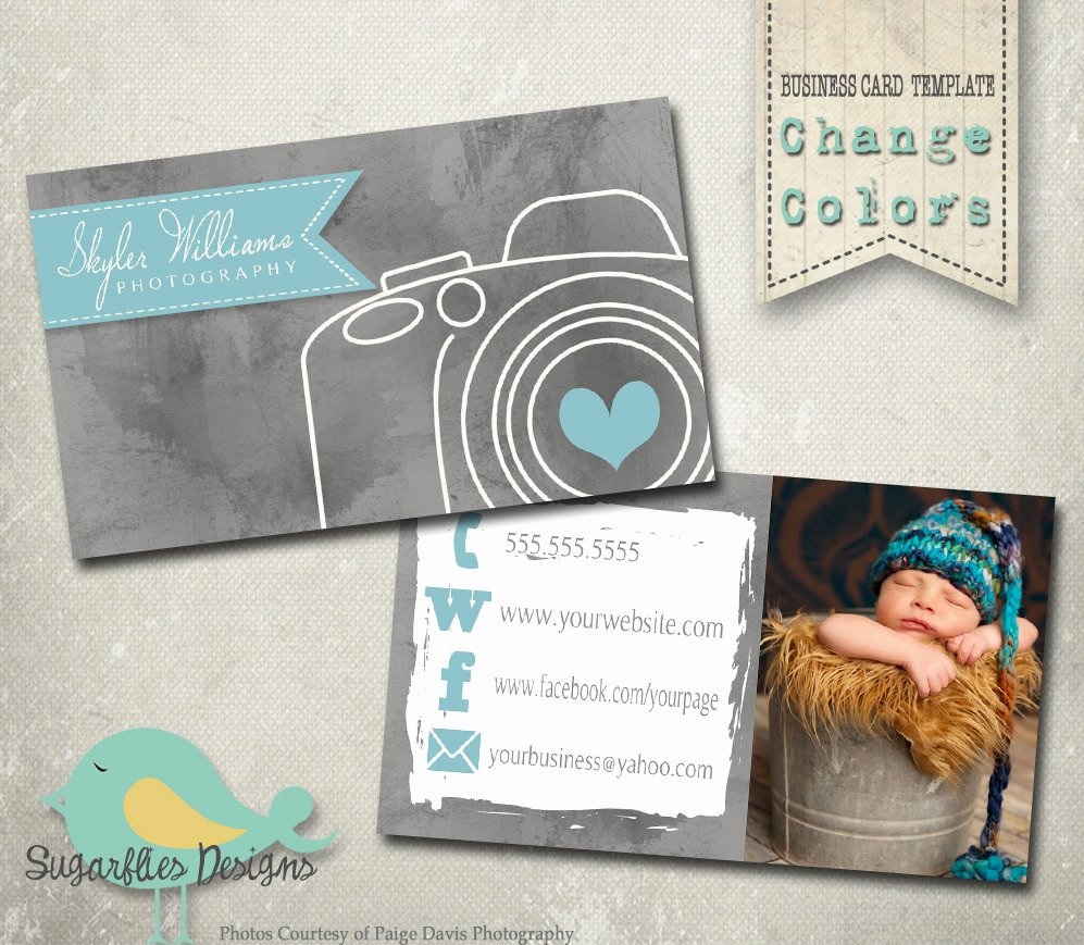 Photography Business Card Template Inspirational Graphy Business Card Templates Business Card 20 Camera