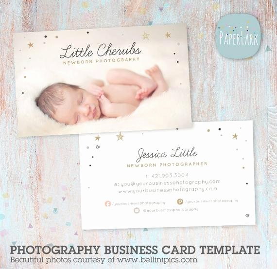 photography business card photoshop