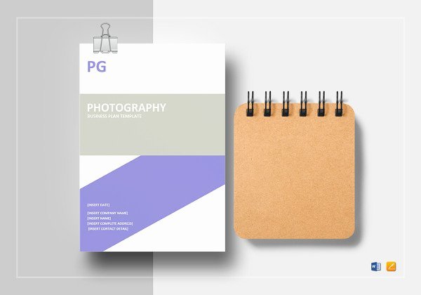 Photography Business Plan Pdf Elegant Graphy Business Plan Template 12 Free Word Excel