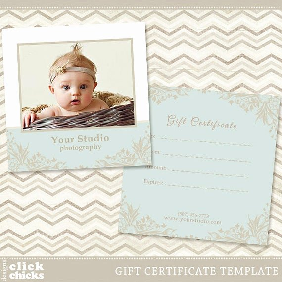Photography Gift Certificate Template Beautiful Graphy Gift Certificate Template 004 C044 Instant