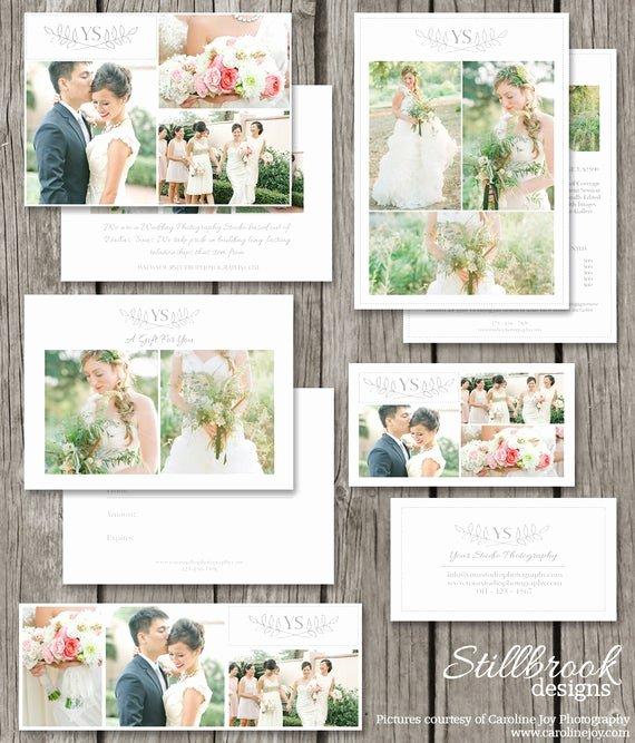 Photography Marketing Templates Free Beautiful Graphy Marketing Set Print Marketing Template Suite