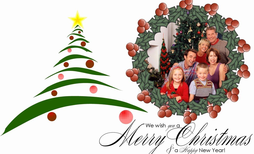 Photoshop Christmas Card Templates Awesome Shop Christmas Card Templates