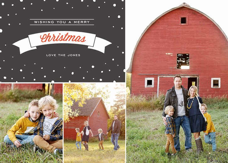 Photoshop Christmas Card Templates Elegant Diy Cards Using Digital Templates