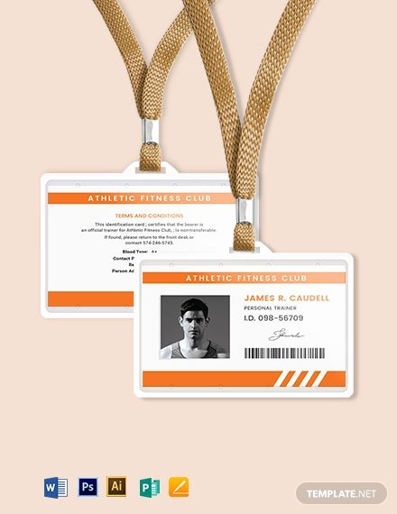 Photoshop Id Card Template New 325 Free Id Card Templates In Adobe Shop [download now In D]