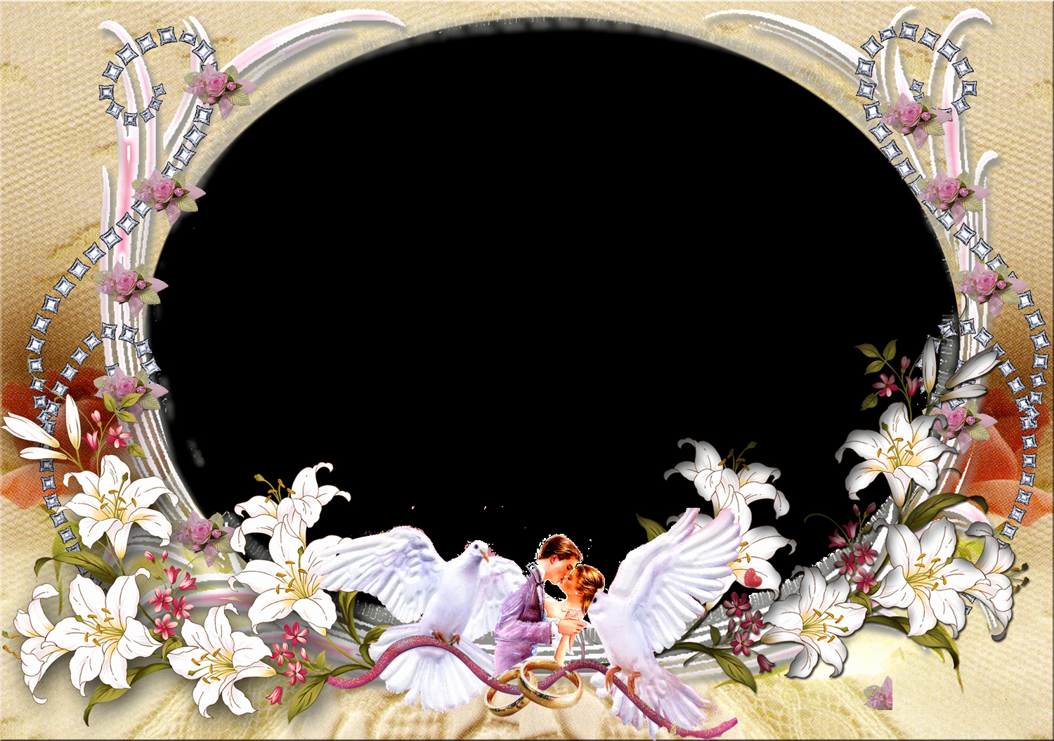 Photoshop Picture Frame Template Lovely Wallpaper Template Psd Free Download Wallpaper