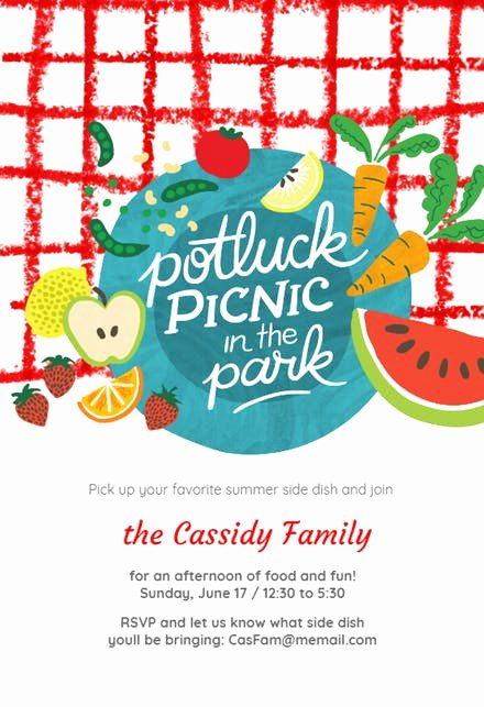 Picnic Invitations Templates Free Awesome Bbq Party Invitation & Flyer Templates Free