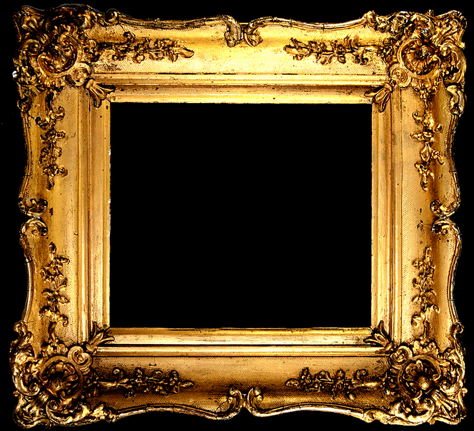Picture Frame Template Free Elegant Gilt ornate Clipart Clipground