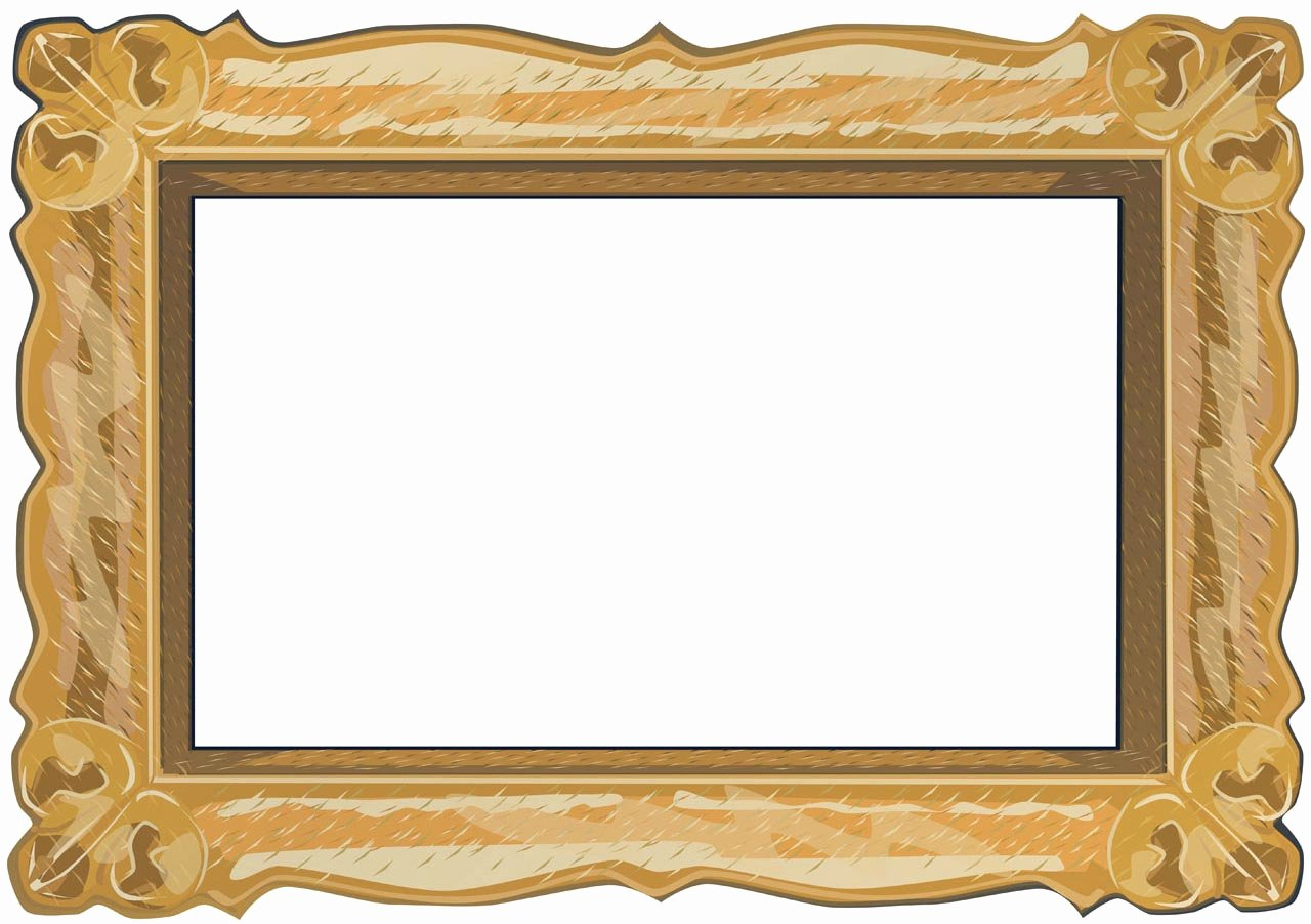 Picture Frame Template Free Fresh 5 Free Downloadable Picture Frame Templates Portrait Frame Template Free Printable