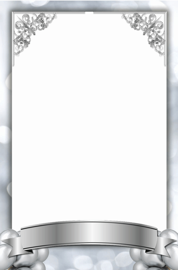 Picture Frame Template Free Luxury Templates
