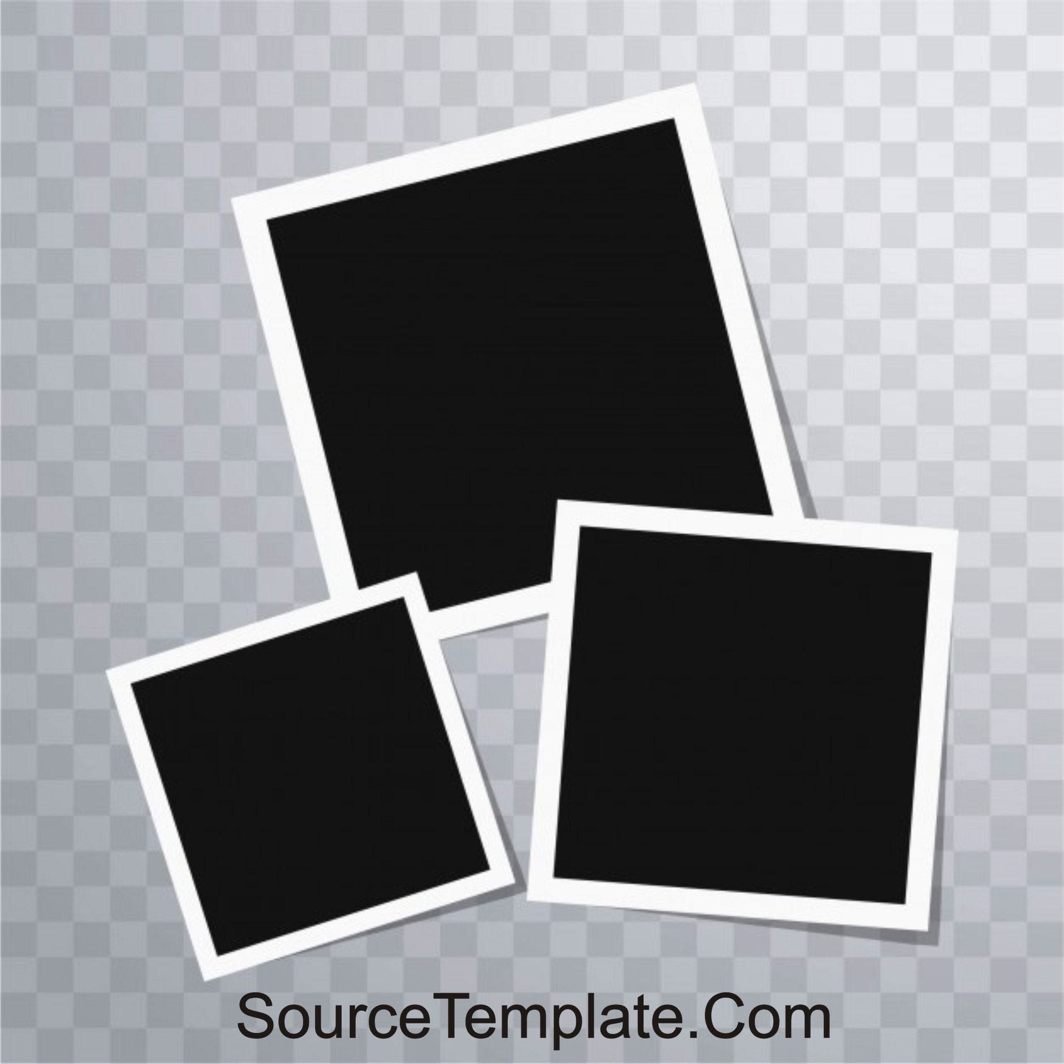 Picture Frame Template Free Unique Printable Polaroid Template Word Editable Free Download