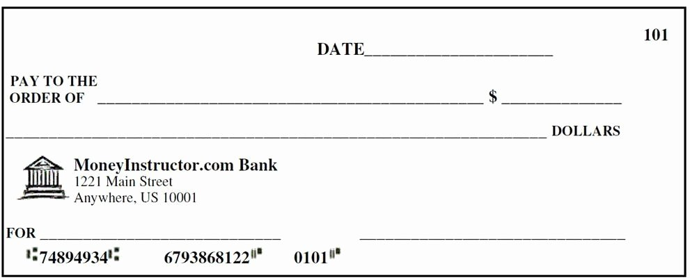 Picture Of A Blank Check Fresh 27 Blank Check Template Download [word Pdf] Templates Study