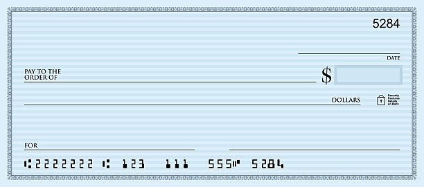 Picture Of A Blank Check Fresh Check and Stock S istock