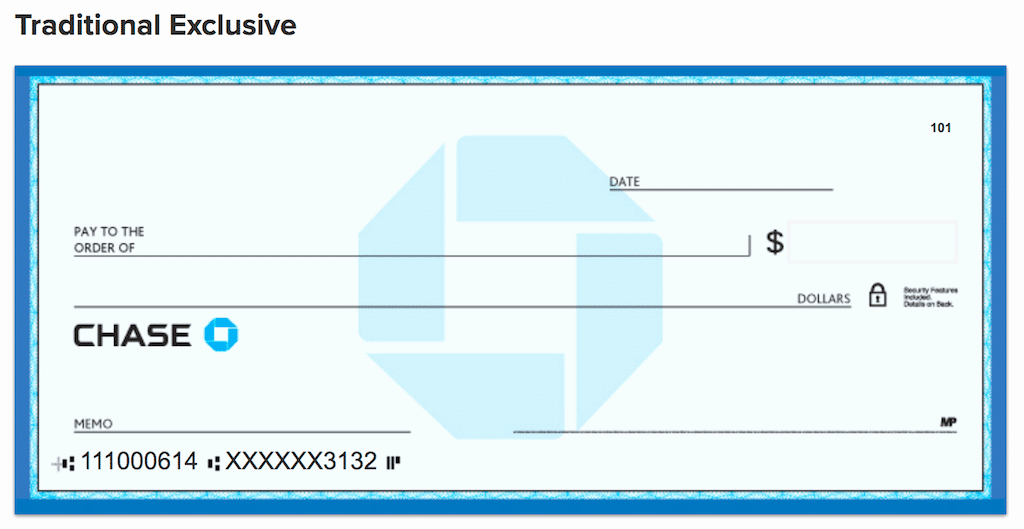 Picture Of A Blank Check Inspirational How to order Checks From Chase Line Phone Prices [2018]