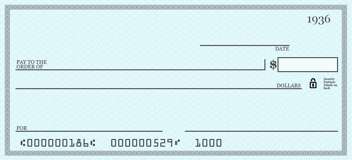 Picture Of A Blank Check Lovely Blank Check Template