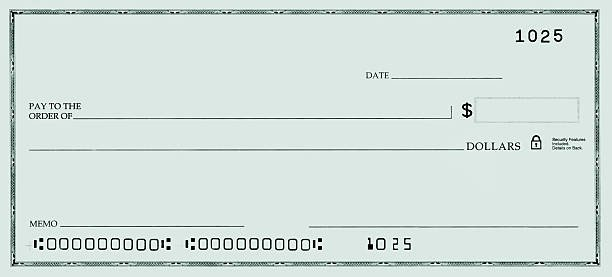 Picture Of A Blank Check Unique Royalty Free Blank Cheque Book and Stock S istock