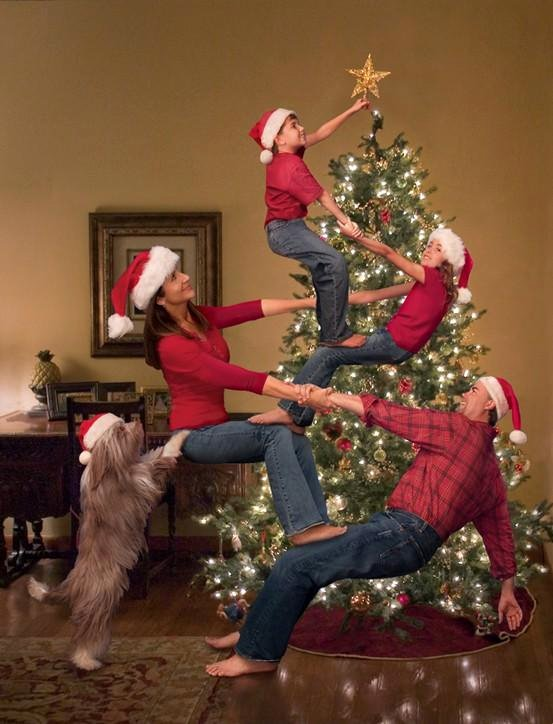 Picture Of Family Tree Beautiful 10 Super Funny Family Christmas S Mommy Gone Viral