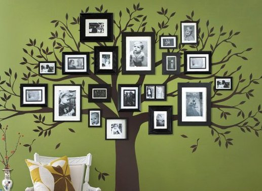 Picture Of Family Tree Best Of 20 Unique Ways to Display Your Family S