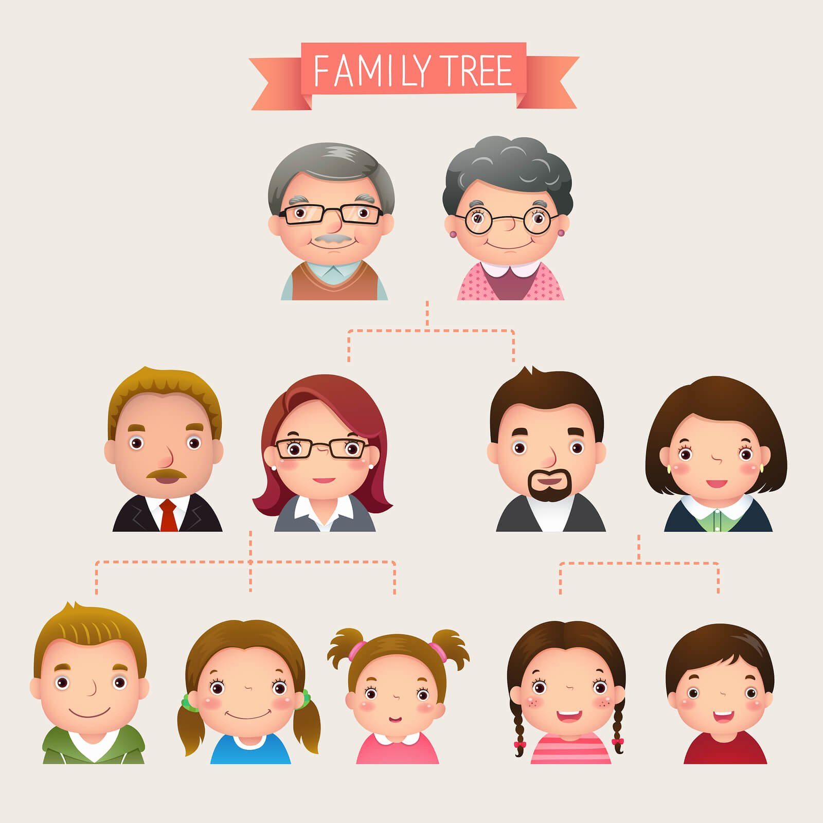 Picture Of Family Tree Elegant Genealogy Resources Surfnetkids