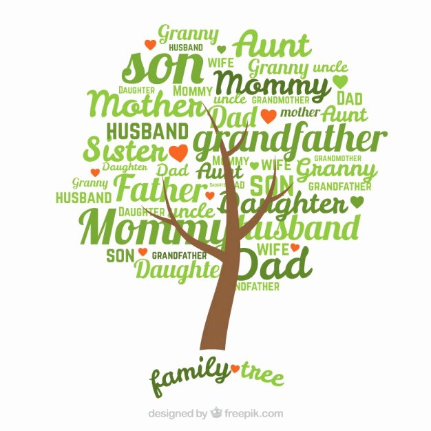 Pictures Of Family Trees Beautiful Family Tree Vectors S and Psd Files