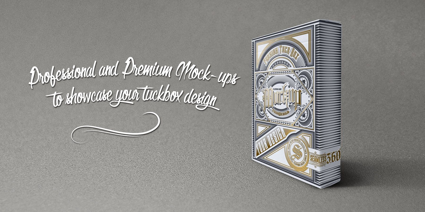 Playing Card Template Photoshop Elegant Playing Card Tuck Box Mock Ups Psd Templates – Front View Un Mon Design