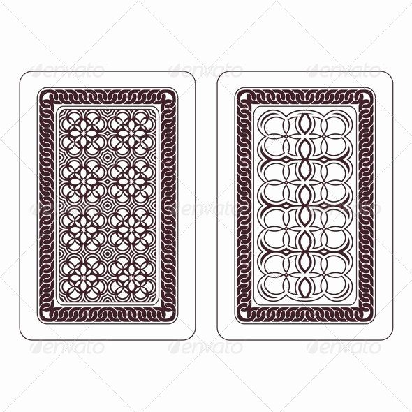 Playing Card Template Photoshop Lovely Shop Playing Card Template for Design Dondrup