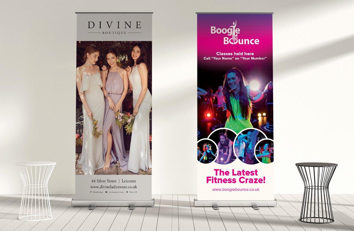 Pop Up Banner Designs Elegant Banner Design