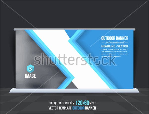 Pop Up Banner Template Awesome 43 Printable Banner Templates