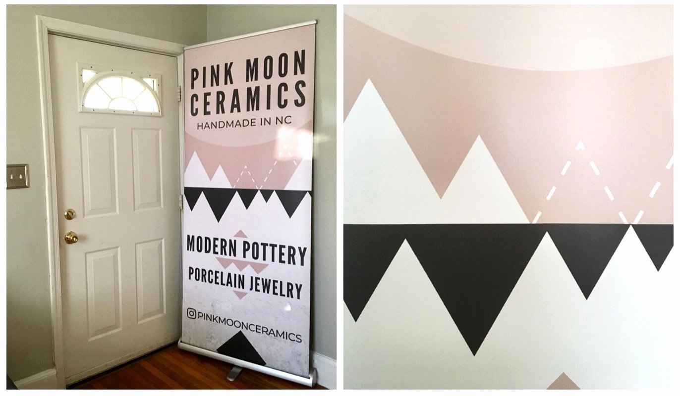 Pop Up Banner Template Beautiful Design A Professional Retractable Pop Up Banner Using Canva
