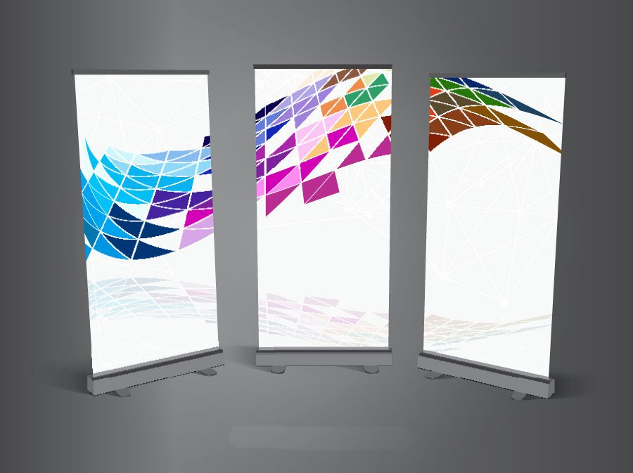Pop Up Banner Template Fresh Pop Up Banners and Tradeshow Displays – Myorderdesk Customizable Template 5