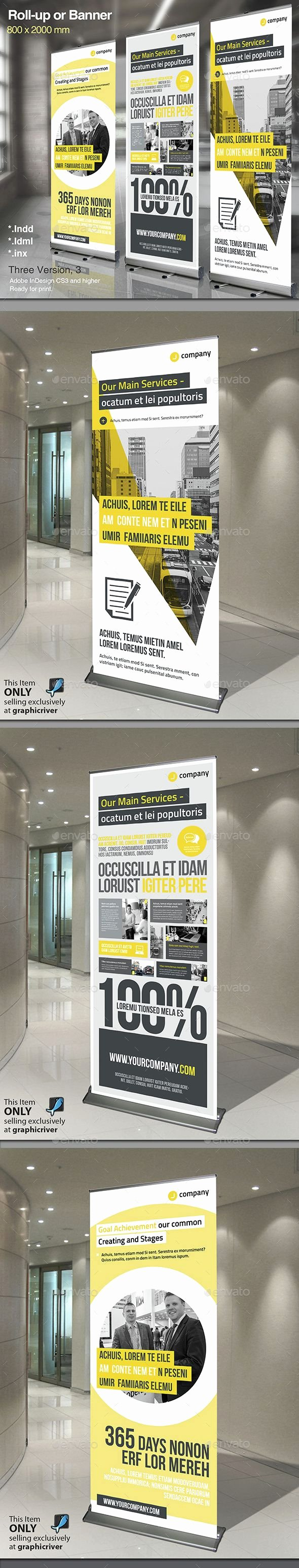Pop Up Banner Template Inspirational Pin by Best Graphic Design On Roll Up Banner Templates