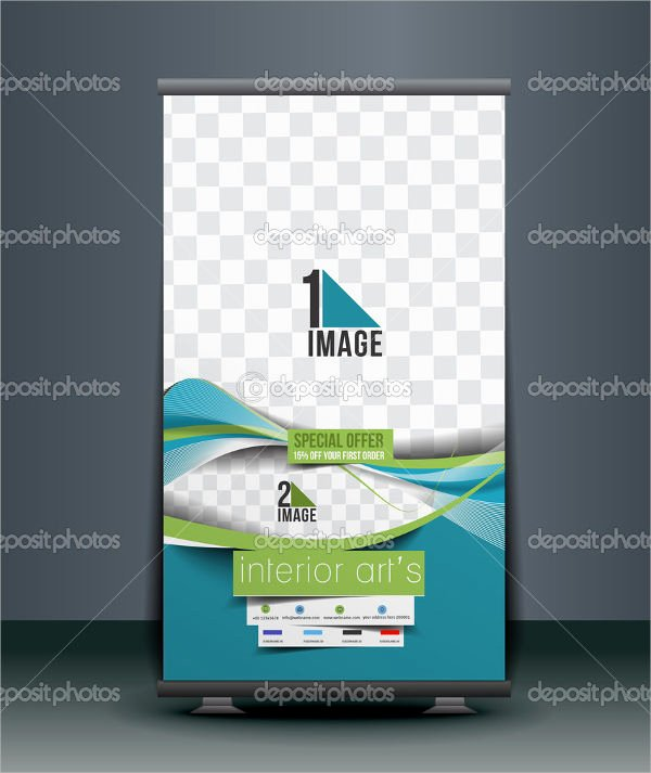 Pop Up Banner Template Unique 9 Pop Up Advertising Banners Designs Templates