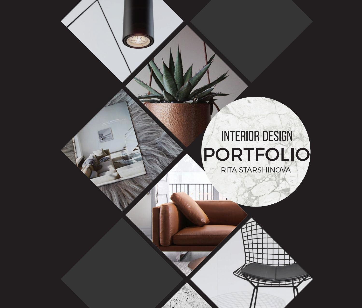 Portfolio Cover Pages Templates Lovely Rita Starshinova Portfolio by Rita Starshinova issuu