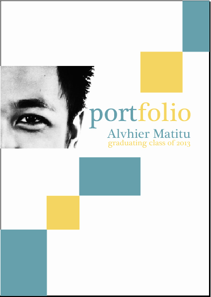 Portfolio Title Page Template Unique Professional Portfolio Cover Page Google Search Portfolio