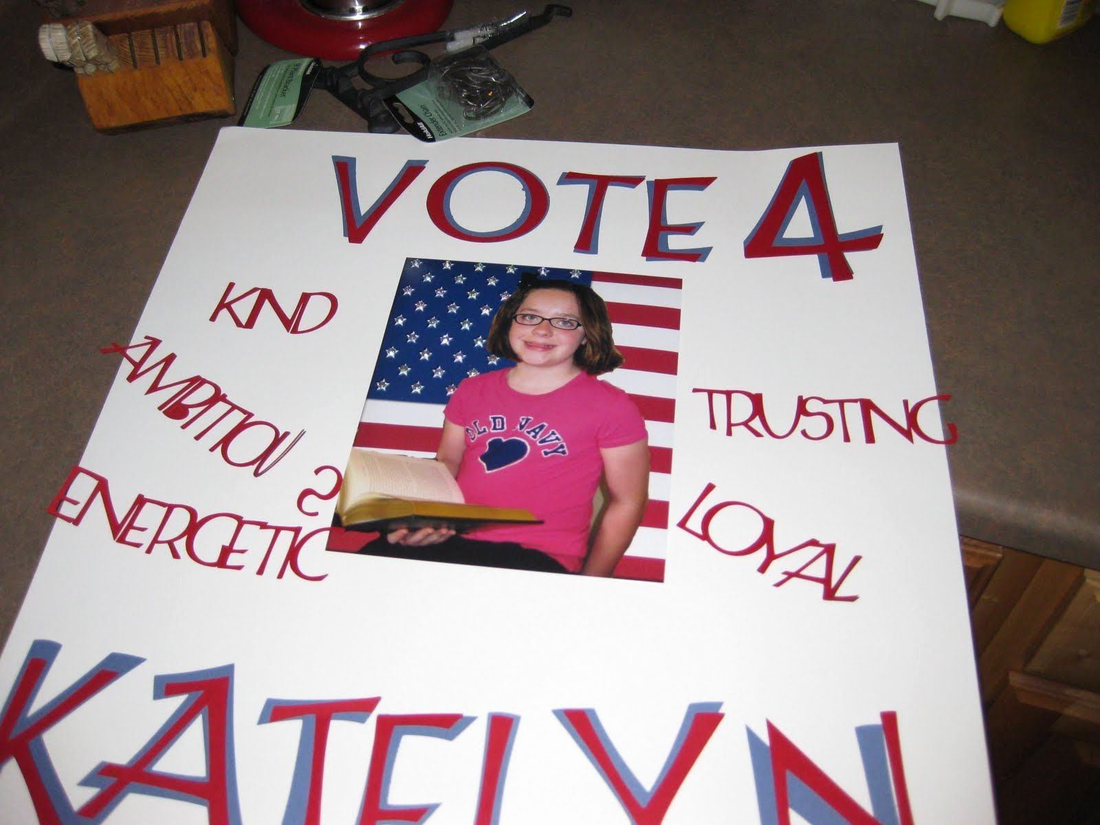 Posters for Student Council Inspirational Examples Of Campaign Posters Elementary School
