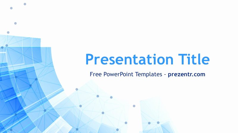 Powerpoint Background Image Free Download Inspirational Tech Powerpoint Template – Prezentr
