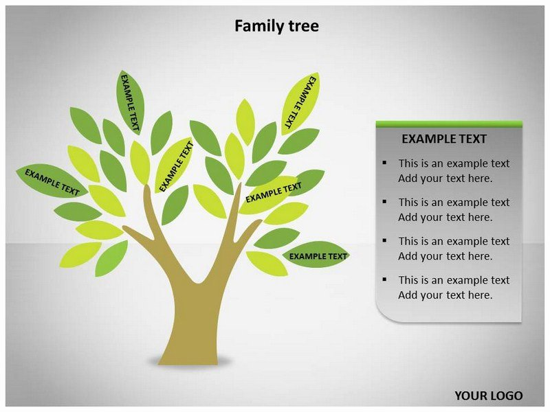 Powerpoint Family Tree Template Awesome Family Tree Powerpoint Templates