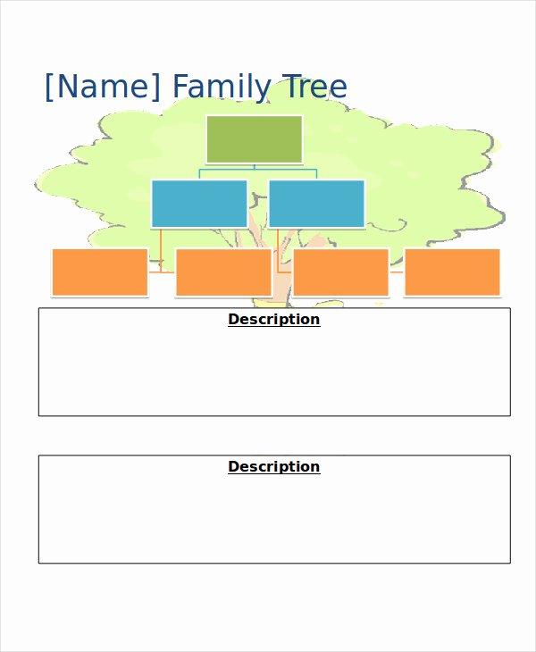 Powerpoint Family Tree Template Fresh 19 Family Tree Templates