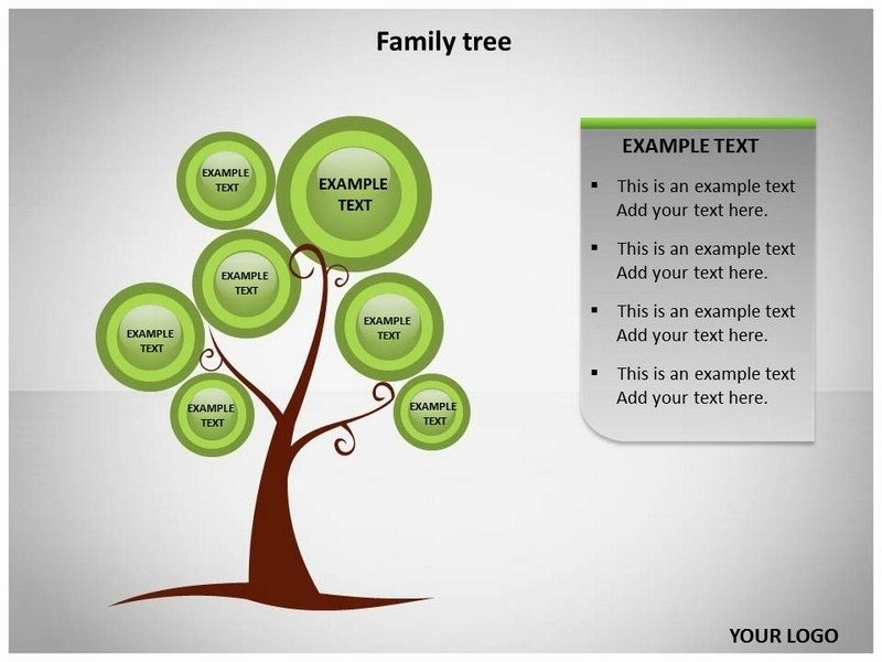 Powerpoint Family Tree Template Fresh Tree Template Powerpoint