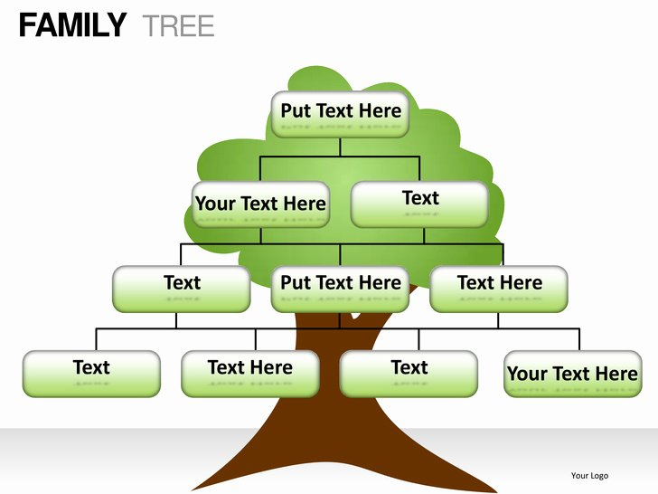 Powerpoint Family Tree Template Inspirational Family Tree Powerpoint Presentation Templates