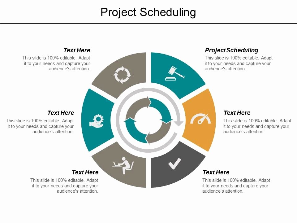Powerpoint Presentation Outline Template Elegant Project Scheduling Ppt Powerpoint Presentation Outline