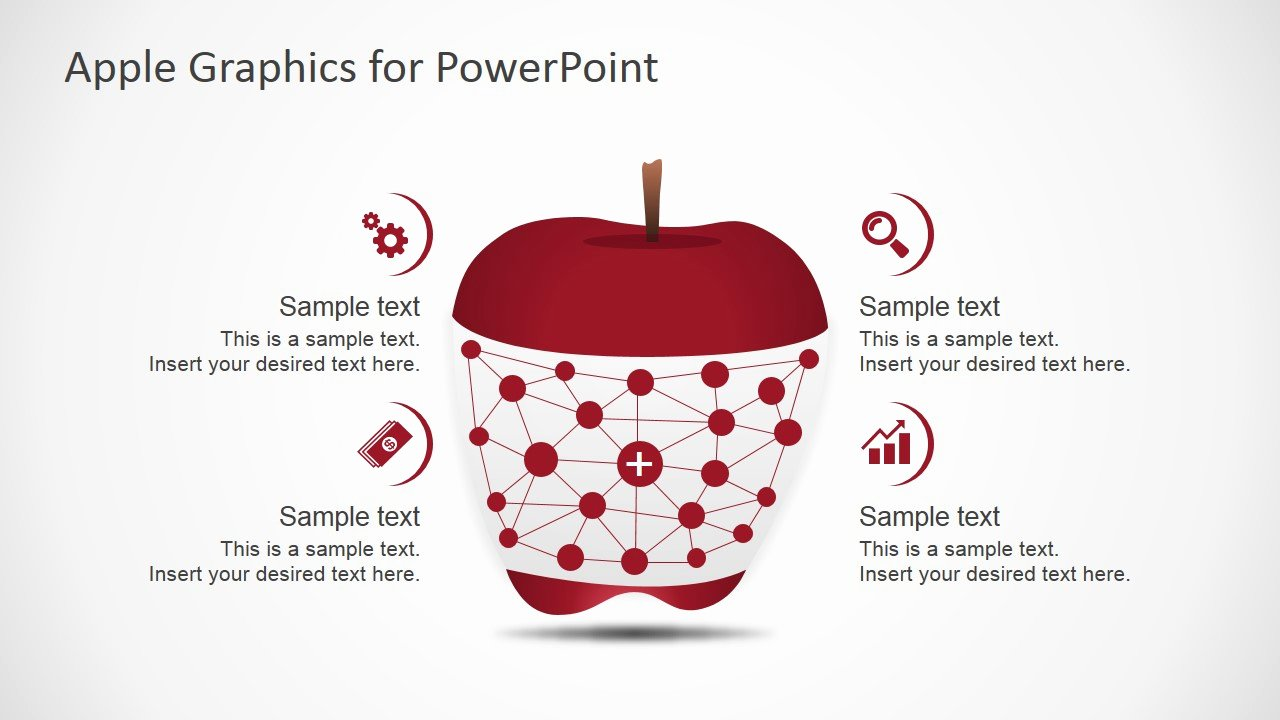Powerpoint Templates for Mac Elegant Apple Graphics for Powerpoint Slidemodel