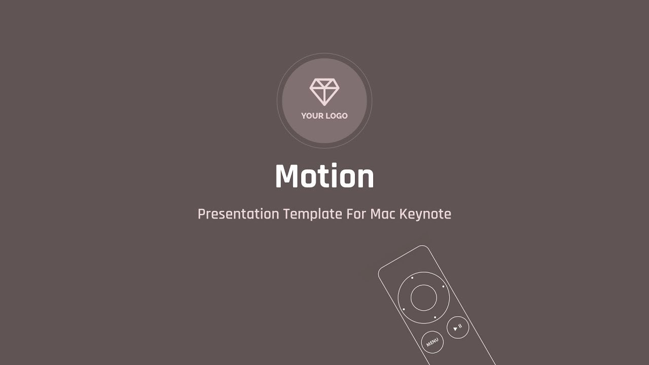 Ppt Templates for Mac Best Of Motion — Creative Multipurpose Presentation Template for