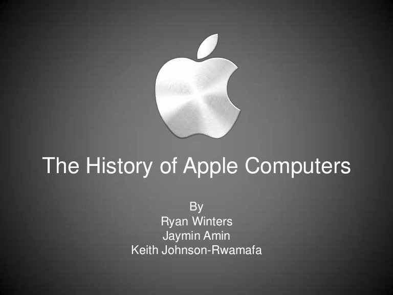 Ppt Templates for Mac Best Of Presentation On the History Of Apple Puters