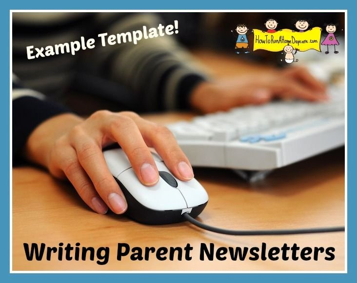 Preschool Newsletters for Parents Unique Best 25 Parent Newsletter Ideas On Pinterest