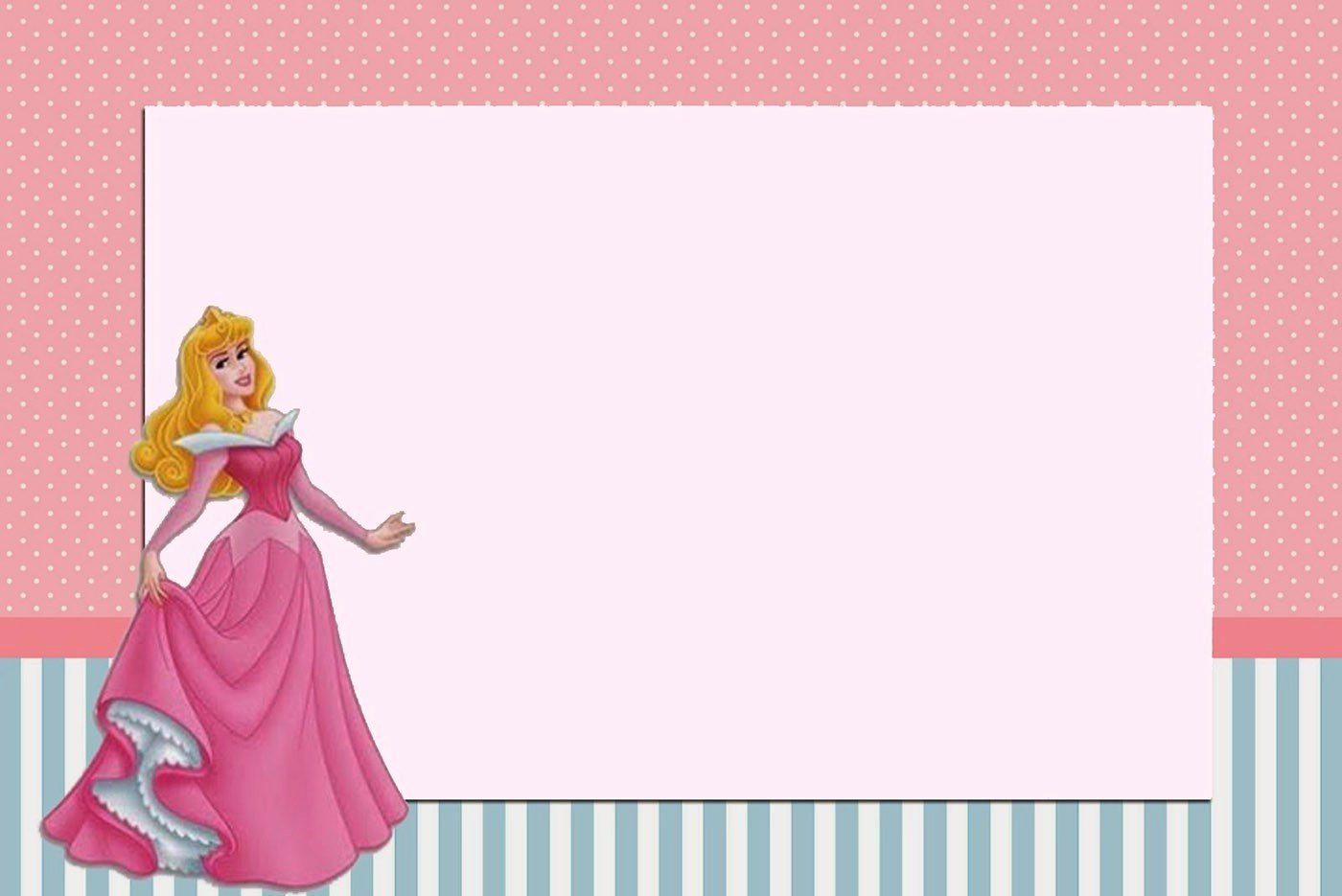 Princess Party Invitation Template New Free Printable Princess Invitation Templates