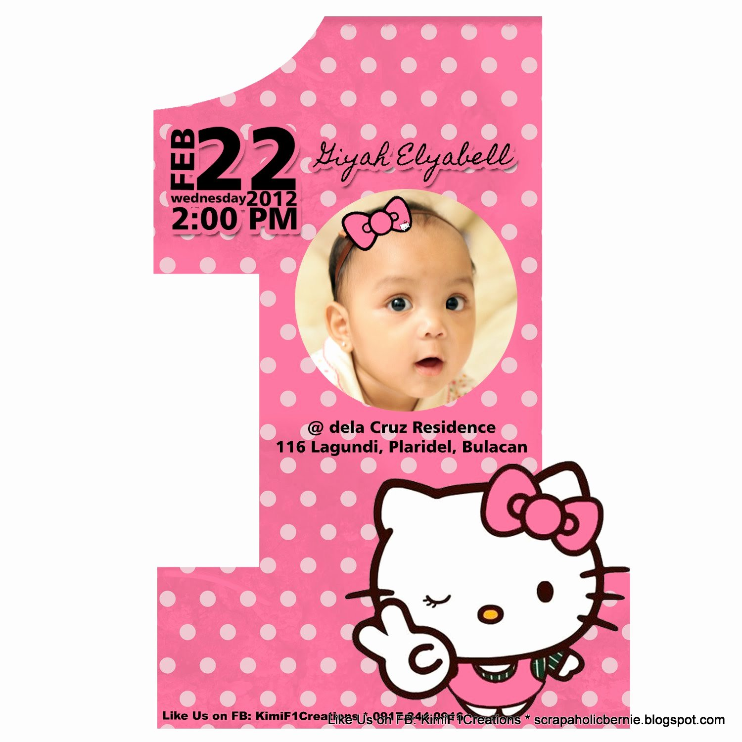 Printable Hello Kitty Invitations Lovely Hello Kitty Birthday Invitations Free Free Invitation Templates Drevio