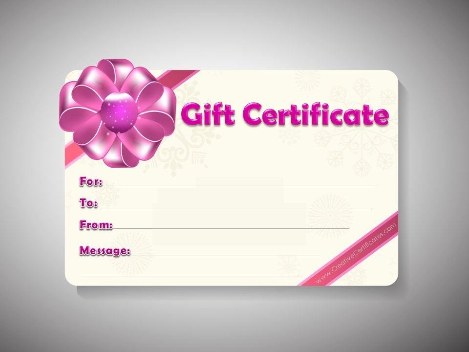 Printable Massage Gift Certificates New Printable T Voucher Shoes N Sandals