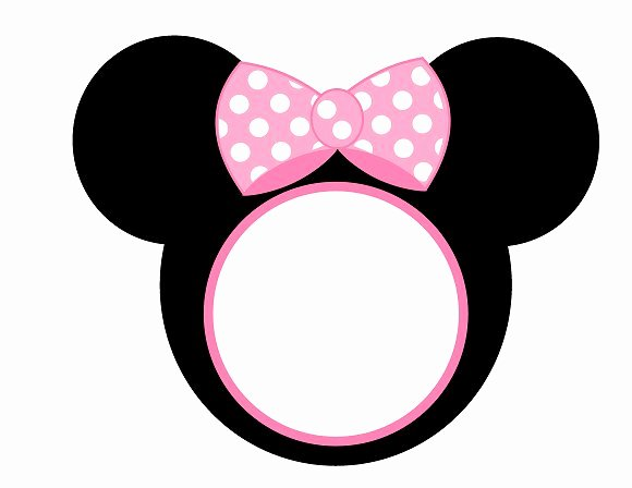free pink minnie mouse birthday party printables from printabelle